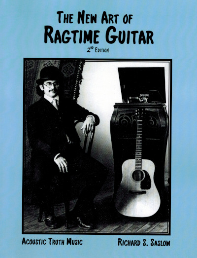 The New Art Of Ragtime Guitar   Acoustic Truth Music